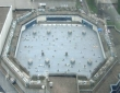 2000 sq metres single ply roof renewal ICC Birmingham