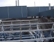 4000 sq metres Kingspan insulated roof panel system car plant Birmingham